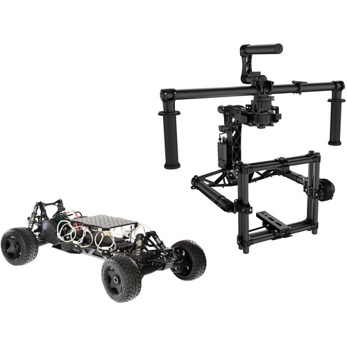 FREEFLY TERO Remote Controlled Vehicle and MoVI M15 3-Axis Gimbal Kit