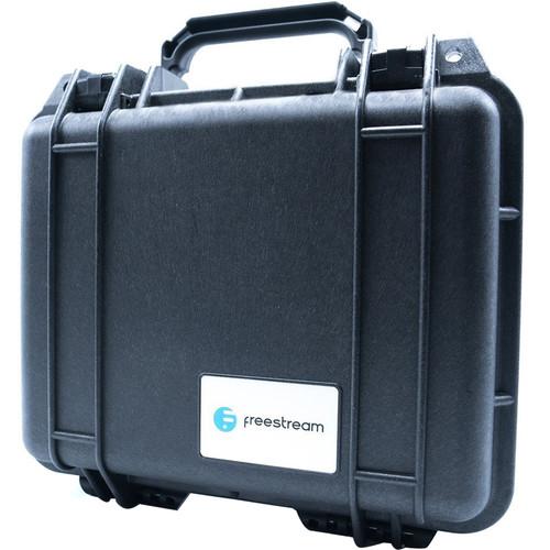 Freestream Pelican Case With Custom Insert
