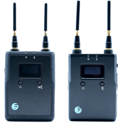 Freestream Freecast Wireless Video Transmitter for iPhone, Android and DLSR/Mirrorless with Live Streaming