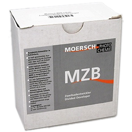 Moersch Photochemie MZB Divided Film Developer (To Make 2 x 2L)