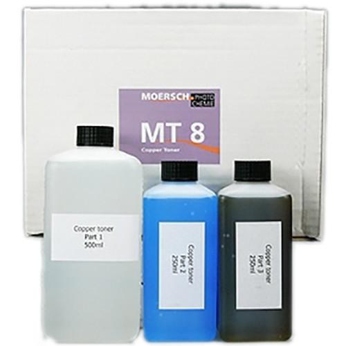 Moersch Photochemie MT8 Copper Toner Kit (To Make 3.5-7L)