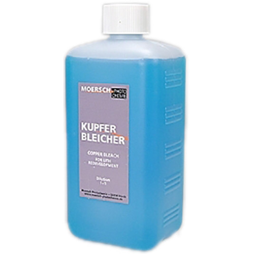 Moersch Photochemie Copper Sulfate Bleach (500mL)