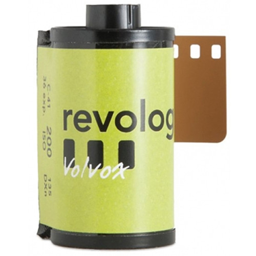 REVOLOG Volvox 200 Color Negative Film (35mm Roll Film, 36 Exposures)