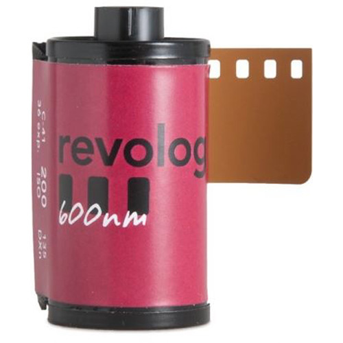 REVOLOG 600nm 200 Color Negative Film (35mm Roll Film, 36 Exposures)