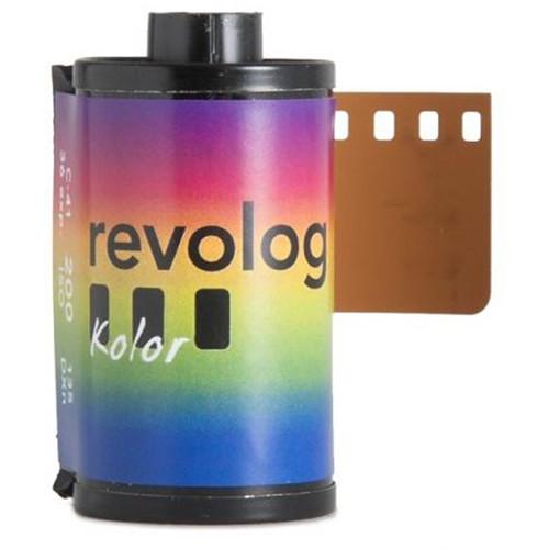 REVOLOG Kolor 200 Color Negative Film (35mm Roll Film, 36 Exposures)
