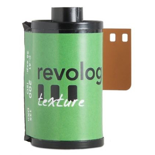 REVOLOG Texture 200 Color Negative Film (35mm Roll Film, 36 Exposures)