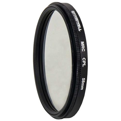 Freewell 58mm MRC Circular Polarizer Filter