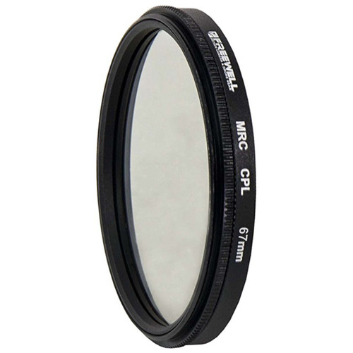 Freewell 67mm MRC Circular Polarizer Filter
