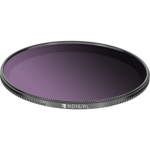 Freewell 72mm Magnetic Quick-Swap Neutral Density 1.2 and Circular Polarizer Filter (4-Stop)