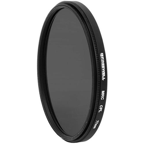 Freewell 77mm MRC Circular Polarizer Filter