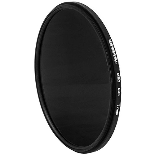 Freewell 77mm MRC Solid Neutral Density 0.9 Filter (3 Stops)