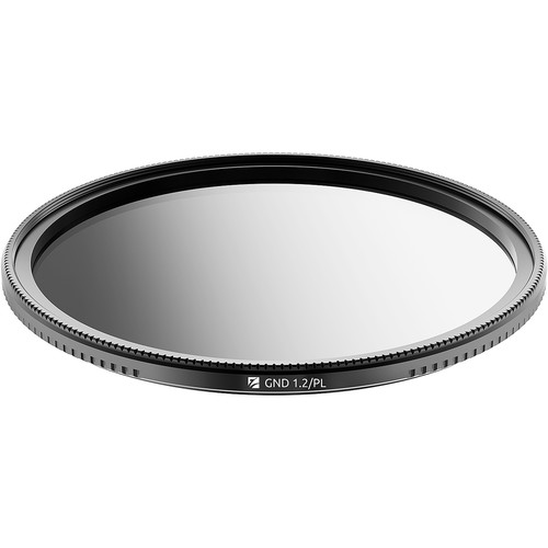 Freewell DSLR Mirrorless Camera Filters : 82mm ND1.2/PL (GND16/PL) Magnetic Filters