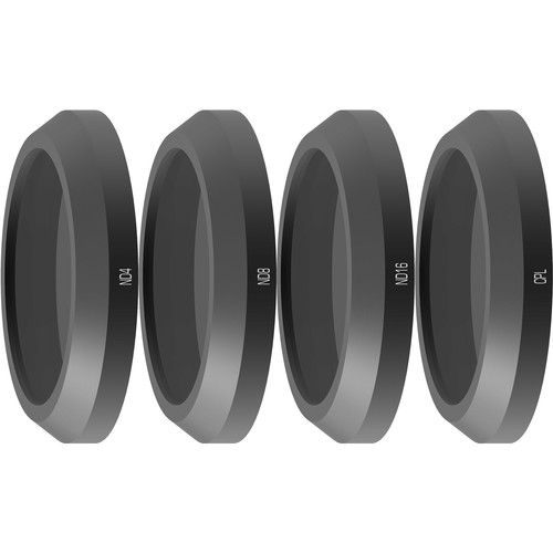 Freewell Standard Day Filter Kit for Parrot Anafi (4-Pack)