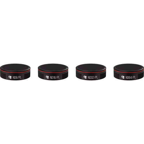 Freewell Freewell Autel Evo Filters - Bright Day  4 Pack