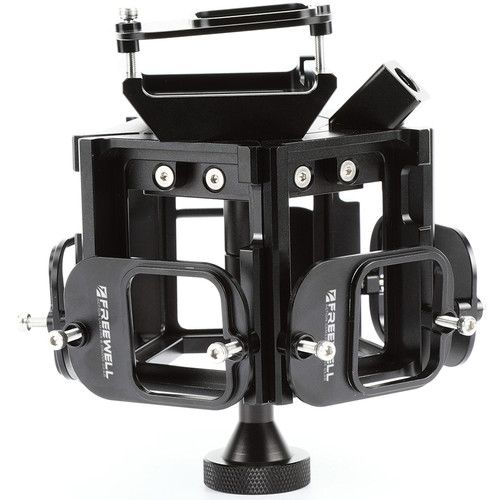 Freewell 5+1 360° Camera Rig for GoPro HERO5 Black