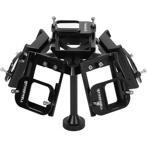 Freewell 360° 6-Camera Rig for GoPro HERO5/HERO6 Black