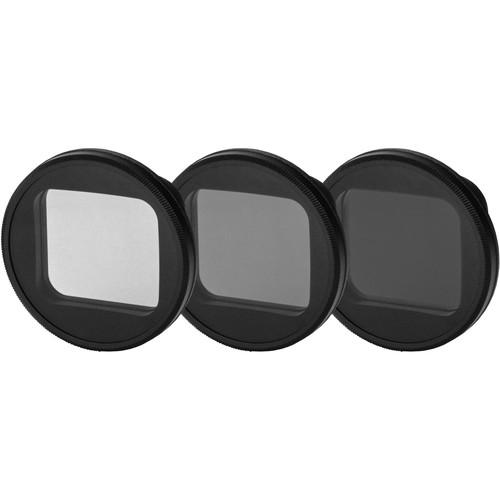 Freewell Hybrid ND/PL 3-Filter Kit for GoPro HERO5 Black