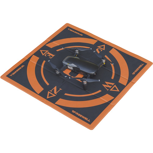 Freewell Compact Drone Landing Pad for DJI Spark, Tello & Mavic 2 Pro/Zoom Drones