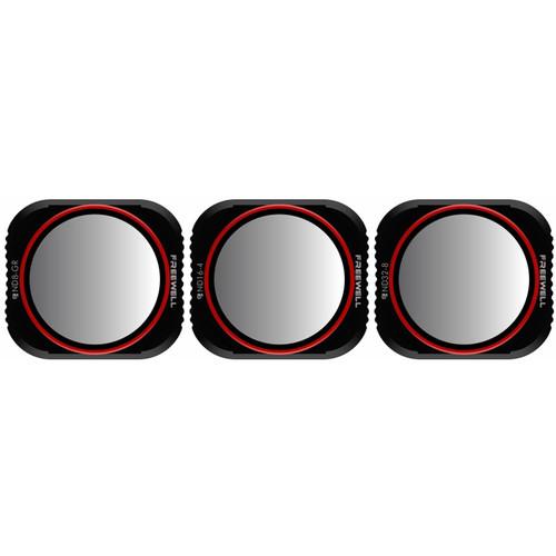 Freewell Landscape Series Gradient Filter 3Pack For DJI Mavic 2 Pro