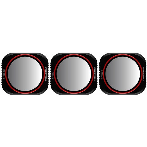 Freewell Landscape Series Gradient Filter 3Pack For DJI Mavic 2 Pro