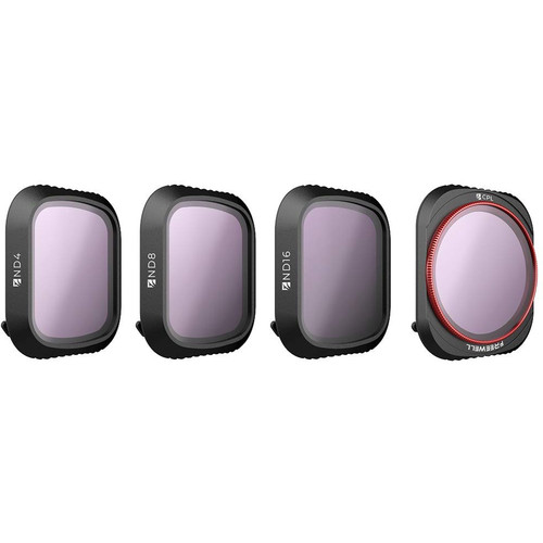 Freewell ND/CPL Standard Day Lens Filters for DJI Mavic 2 Pro (Set of 4)