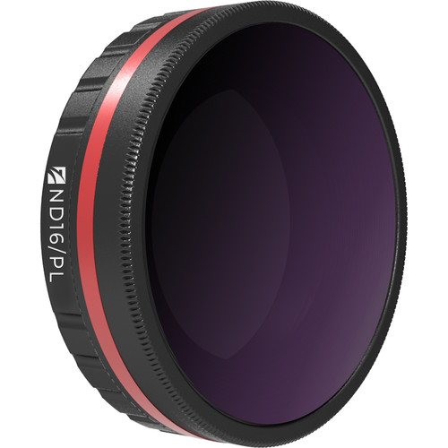 Freewell ND16/PL Hybrid Filter for DJI Osmo Action Camera (4-Stop)