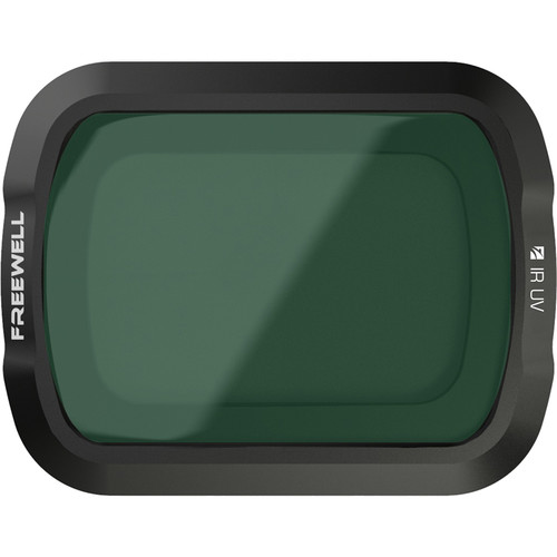 Freewell IR UV Filter for DJI Pocket 2 & Osmo Pocket