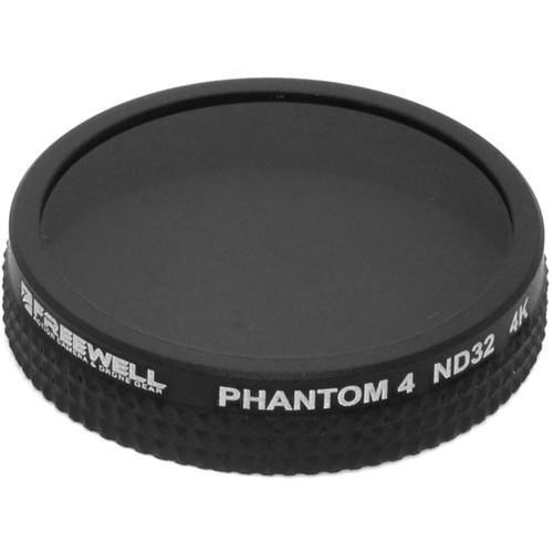 Freewell ND32 Filter for DJI Phantom 4/Phantom 3 Pro/ADV/4K Drones