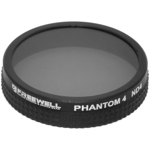 Freewell ND4 Filter for DJI Phantom 4/Phantom 3 Pro/ADV/4K Drones