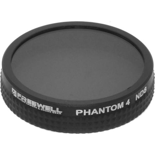 Freewell ND8 Filter for DJI Phantom 4/Phantom 3 Pro/ADV/4K