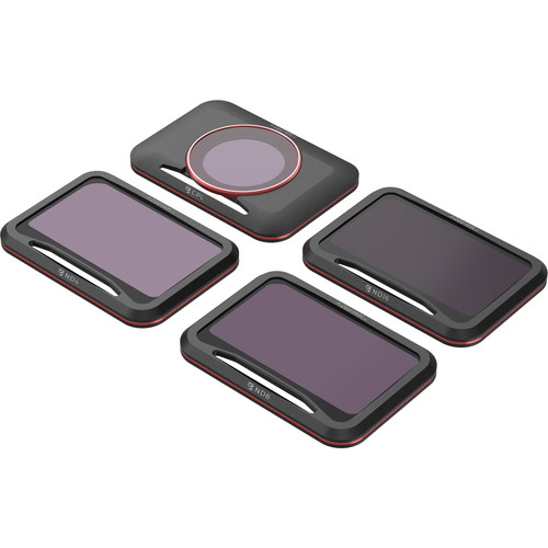 Freewell Standard Day ND/PL 4-Filter Set for Sony RX0 II / Sony RX0