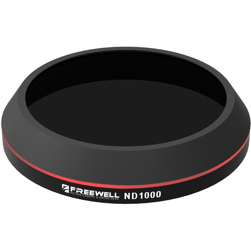 Freewell ND1000 Lens Filter for DJI Inspire 2 Zenmuse X4S Camera