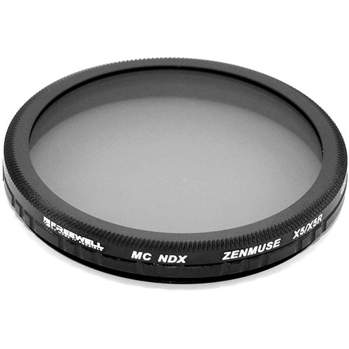 Freewell Variable ND 2-400 Filter for DJI Zenmuse X5, X5S, and X5R