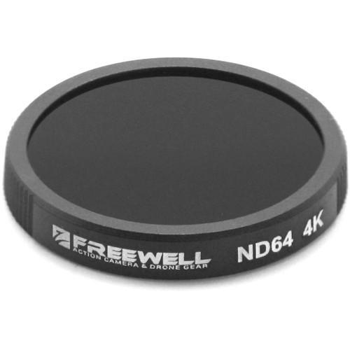 Freewell ND64 Lens Filter for Autel Robotics X-Star/X-Star Premium Quadcopter