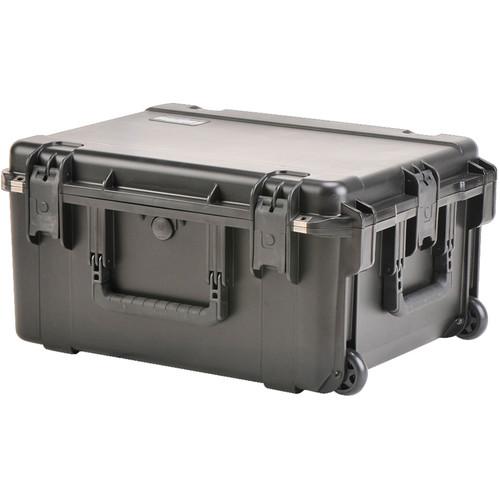 Frezzi Rugged Waterproof Case with Wheels and Custom SunLight Foam (Black)