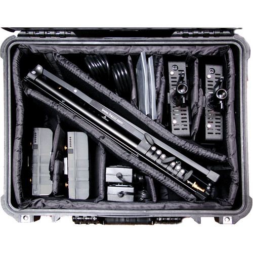 Frezzi HLK-2A Dual Head HyLight Travel Kit