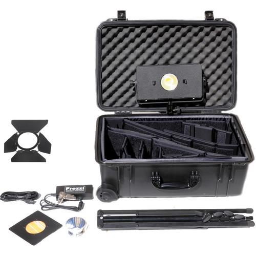 Frezzi Skylight Single AC V-Mount Light Kit Without Charger