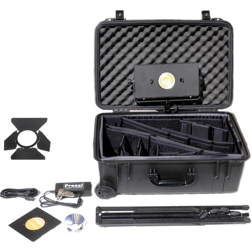 Frezzi Skylight Single AC V-Mount Light Kit Without Charger