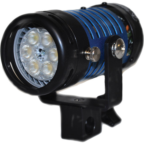 Frezzi MFIC-PTL Dimmer Mini-Fill On-Camera Light with 5000K LED Lamp & PT Connector