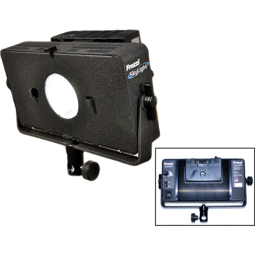 Frezzi SKY1A Portable LED with HMI Type Output with A/B Battery Mount