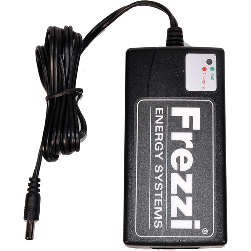 Frezzi FLC-1B Compact Travel Charger with Power Supply & 10' Line Cord