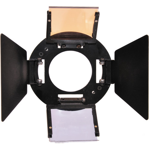 Frezzi Barn Door and Combo Color Filter for HyLight