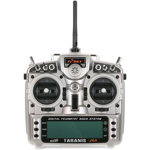 FrSky Taranis X9D Plus Mode-2 Transmitter with X8R Receiver