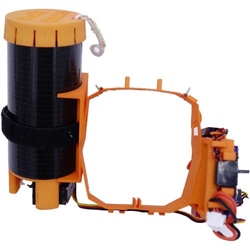 Fruity Chutes Parachute with Automatic Trigger System for DJI Mavic Pro Drone (Orange/Black)