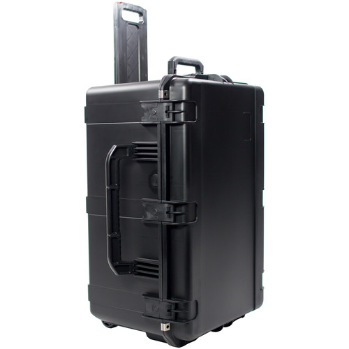"FSI Solutions Hardshell Transport Case for Two 24.5"" OLED Screens"