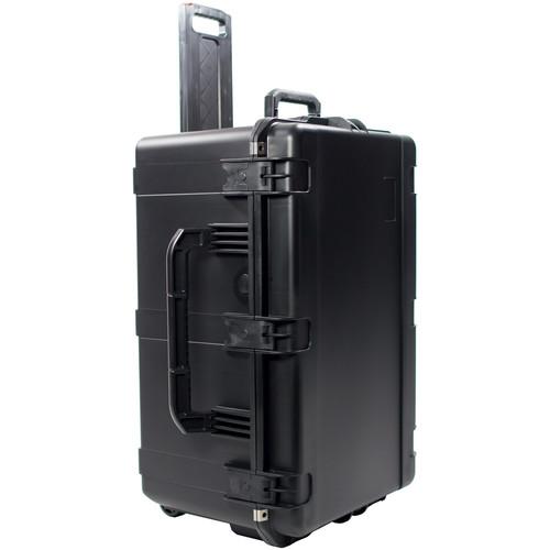 "FSI Solutions Hardshell Transport Case for Two 24.5"" OLED Screens"