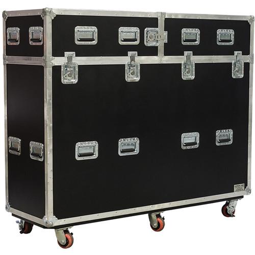 "FSI Solutions Custom Rolling Case (55"")"
