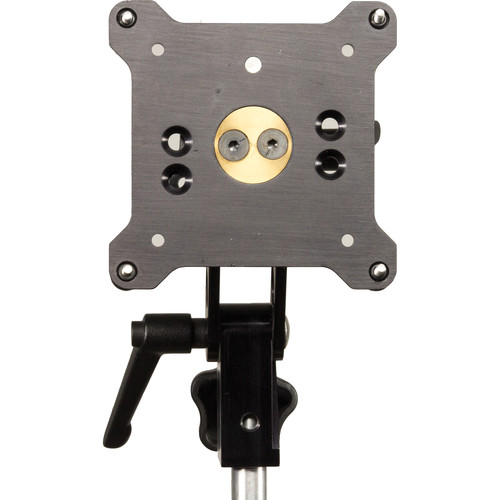 FSI Solutions 75/100mm VESA to C-Stand Mount with Landscape to Portrait Swing