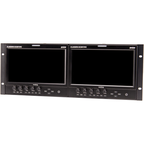FSI Solutions Rack Mount Kit for Two BM090 Monitors