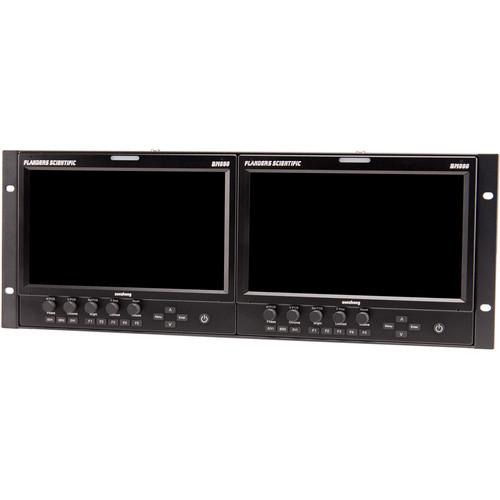 FSI Solutions Rack Mount Kit for Two BM090 Monitors